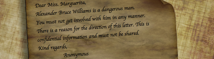 the letter which arrived too late