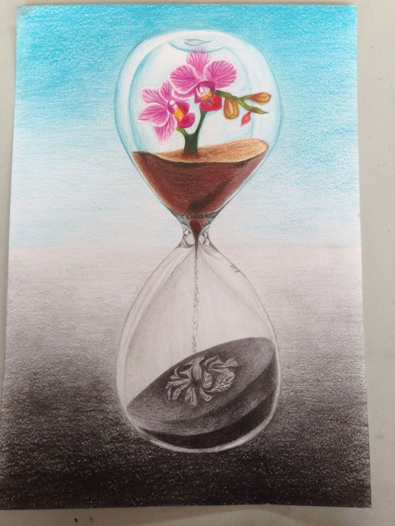 life in an hourglass